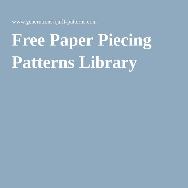 39 best oregon trail images on pinterest oregon trail wagon free paper piecing patterns library fandeluxe Gallery