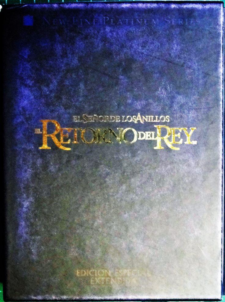 El Retorno del Rey 3 DVD