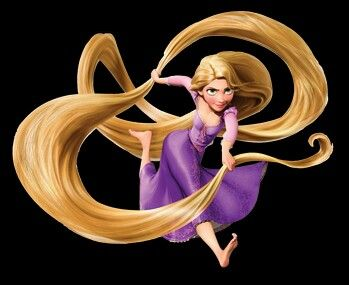 Disneyden rapunzel