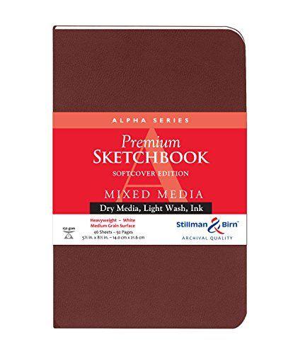 Alpha Softcover Sketchbook 5.5X8.5 Stillman & Birn https://www.amazon.com/dp/B013TBQN9S/ref=cm_sw_r_pi_dp_x_vyqjybQAJJ9AE