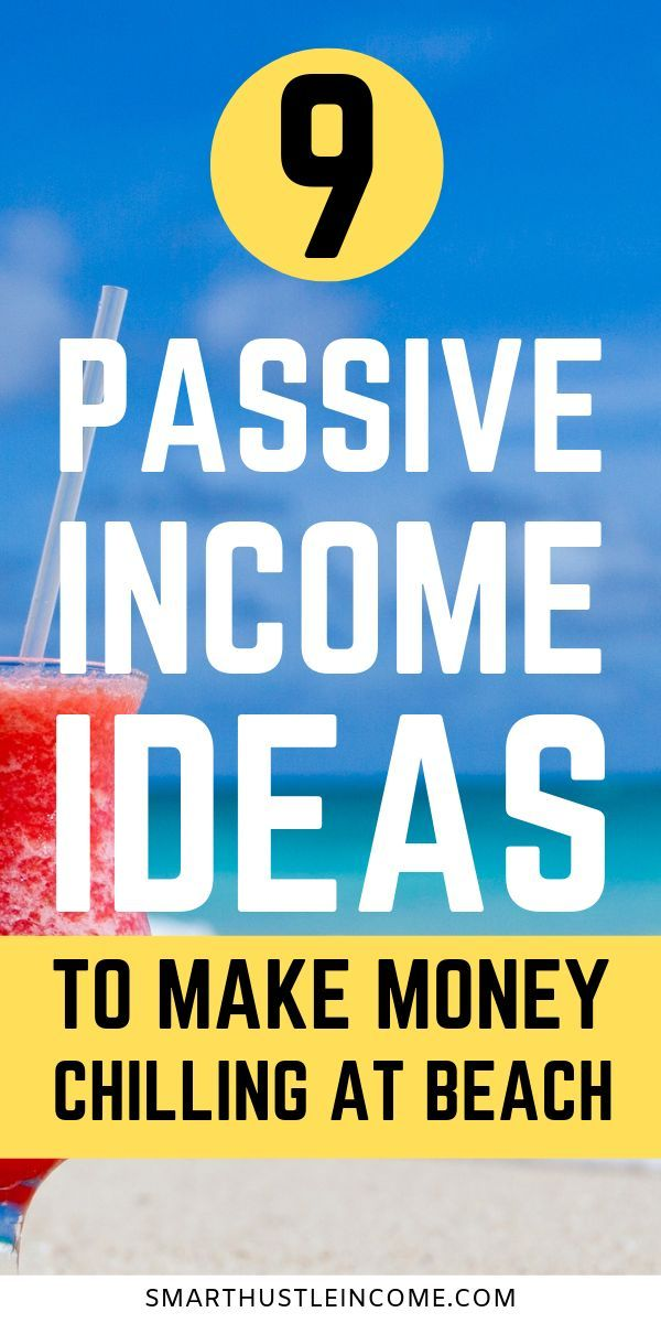 In this article, I share my top passive income ide…