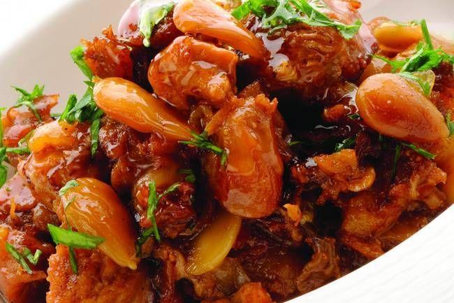 Ballı mahmudiye... Osmanlı Mutfağı'na ait bu yemeğin tadı damağınızda kalacak. http://www.hurriyetaile.com/yemek-tarifleri/tavuk-yemekleri-tarifleri/balli-mahmudiye_2951.html
