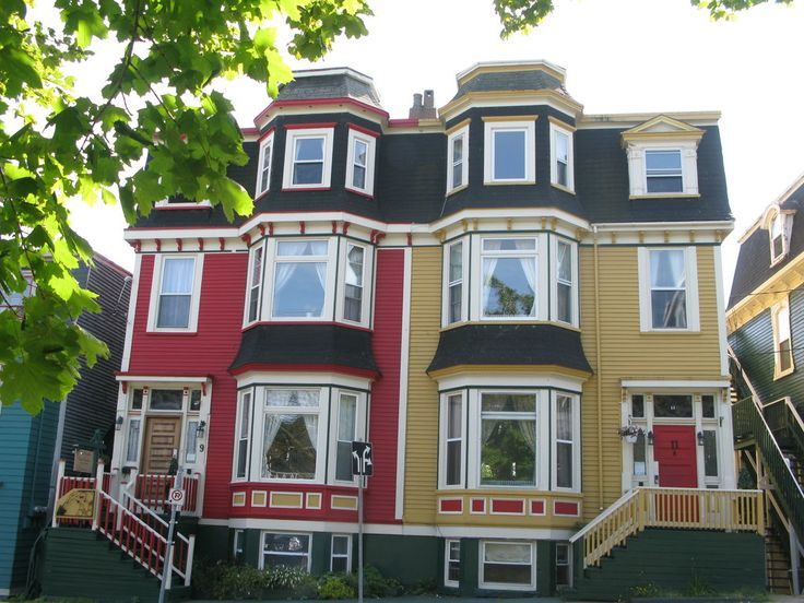 The Roses Heritage Inn, St Johns, Newfoundland