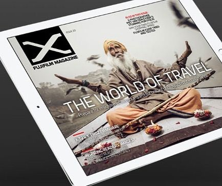Written for Fujifilm X series users every issue of X Magazine comes packed with stunning images the very latest news product tests competitions interviews and inspirational ideas to help you get better photographs. An interactive magazine full of informative and entertaining content its the perfect read for any photographer who already owns an X-series camera or is considering buying one in the future. Download the new-look X Magazine for FREE and you could win yourself a fantastic Fujifilm…