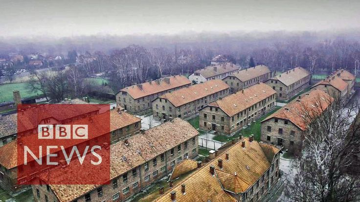 BBC News has captured incredibly haunting overhead footage taken by a drone camera as it flew over the shuttered Nazi Auschwitz-Birkenau concentration camp in honor of the 70th anniversary of the c...