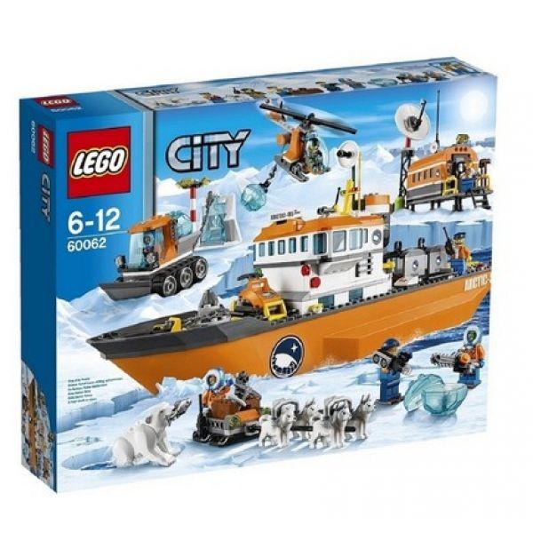 Lego Arctic Icebreaker