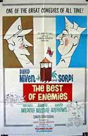 The Best of Enemies (1961) Poster