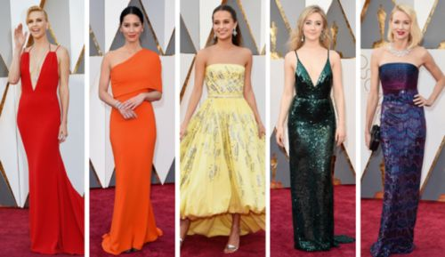 Oscars 2016 red carpet: Alicia Vikander, Charlize Theron top...: Oscars 2016 red carpet: Alicia Vikander, Charlize Theron top best dressed…