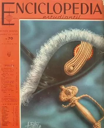 Enciclopedia Estudiantil - Nº 70 - 1961 - Codex - $ 30,00