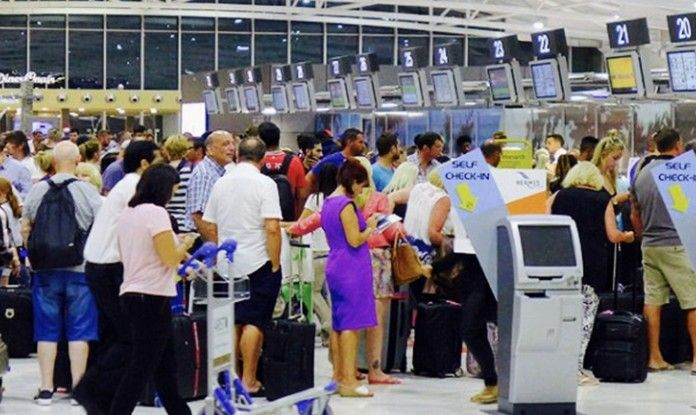 Travellers from Greece subjected to humiliating security checks at the German Airports