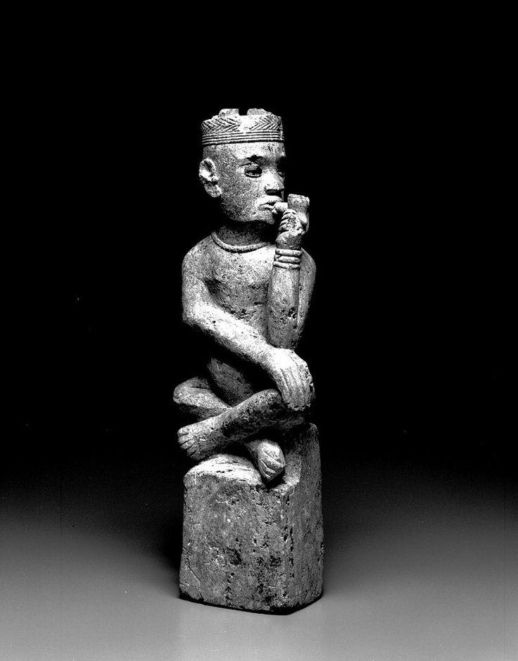 Brooklyn Museum 22.1203 Grave Marker Tumba (2) - Kingdom of Kongo - Wikipedia, the free encyclopedia