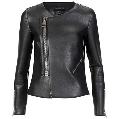 Duka leather-Look Neoprene Jacket by Tony Cohen was $307 and is now $99 at Ozsale.
