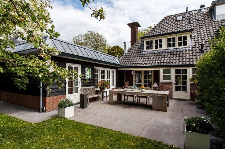 Jaren30woningen.nl | moderne aanbouw aan een jaren 30 woning