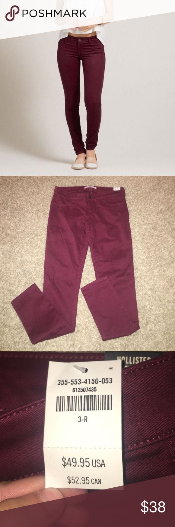 1000  ideas about Maroon Skinny Jeans on Pinterest | Burgundy