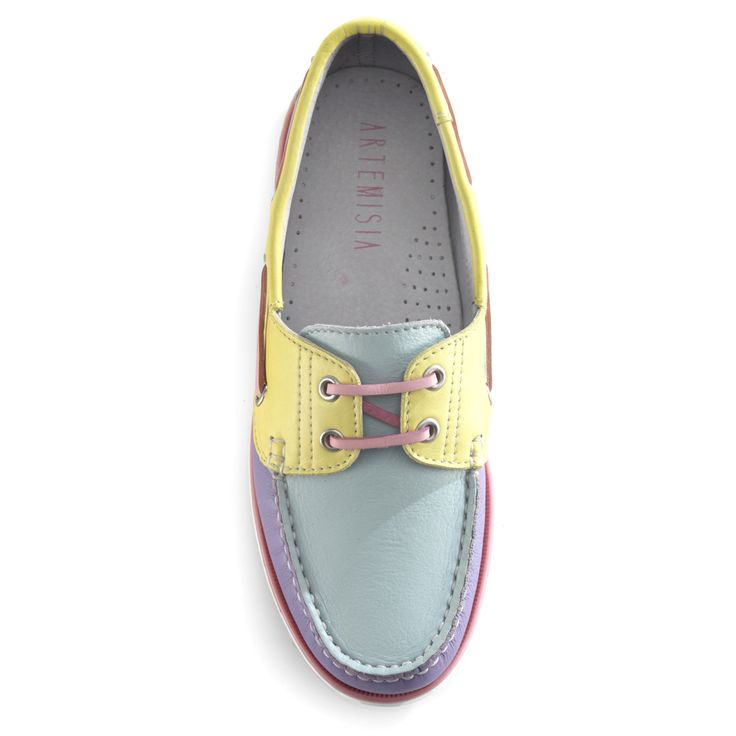 Diana Multicolor Boat Shoe.