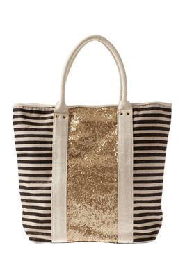 Stripes & sparkles? Yes, please!