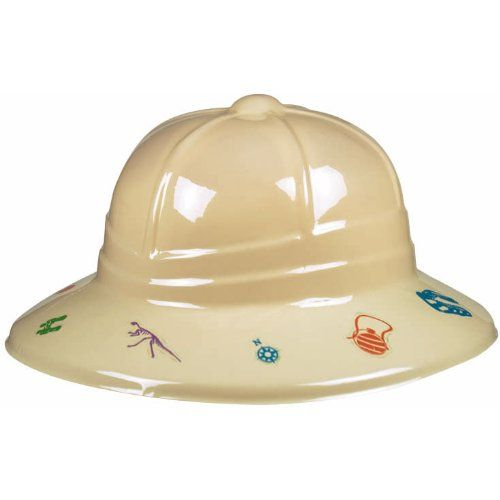 Prehistoric Dinosaurs Pith Helmet Factory Card and Party Outlet http://smile.amazon.com/dp/B0012IZ96O/ref=cm_sw_r_pi_dp_iY6avb0GTZ182