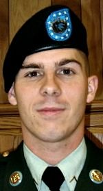 Army SPC Matthew W. Creed, 23, of Covina, California. Died October 22, 2006, serving during Operation Iraqi Freedom. Assigned to 1st Battalion, 22nd Infantry Regiment, 2nd Brigade Combat Team, 4th Infantry Division, Fort Hood, Texas. Died of wounds sustained when hit by enemy sniper small-arms fire during combat operations in Baghdad, Iraq.