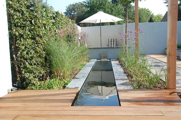 17 beste afbeeldingen over tuin op pinterest tuinen bamboe omheining en tuin - Bamboe in bakken terras ...