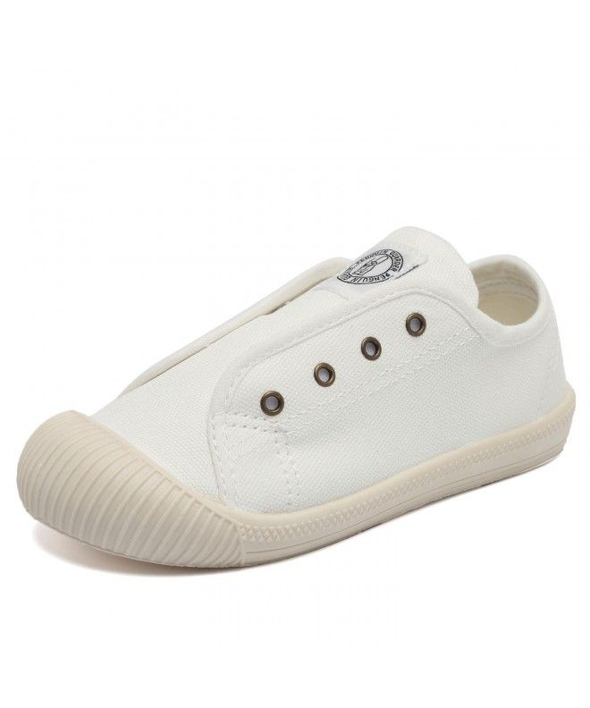 Kids Canvas Sneaker Slip-On Baby Boys Girls Casual Fashion Shoes
