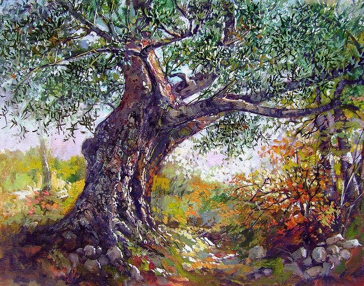 Francesco Mangialardi #tree #art