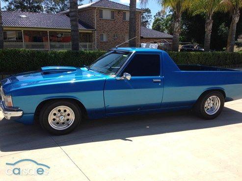 1976 Holden Kingswood HJ