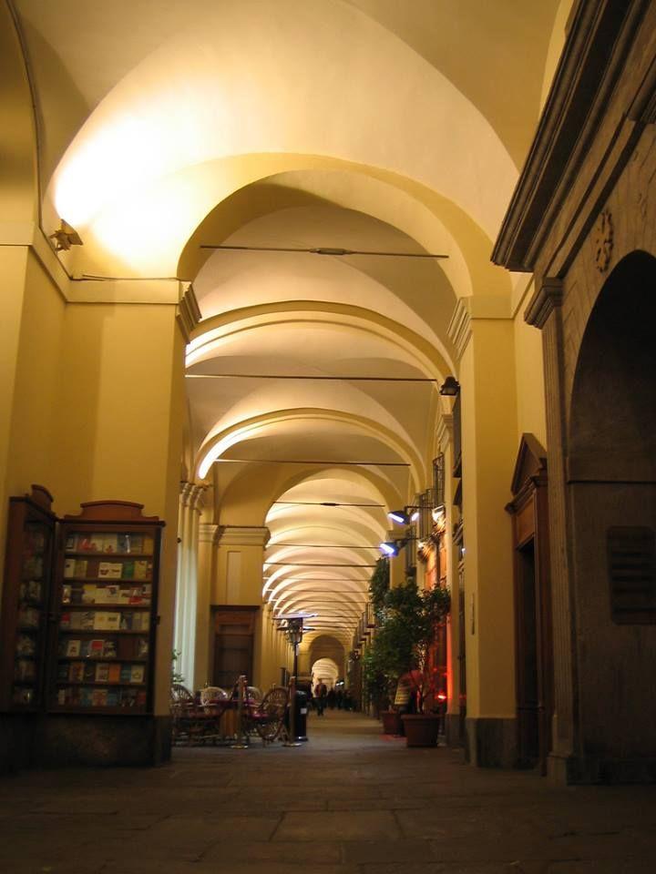 Via Po, Torino, ITALY