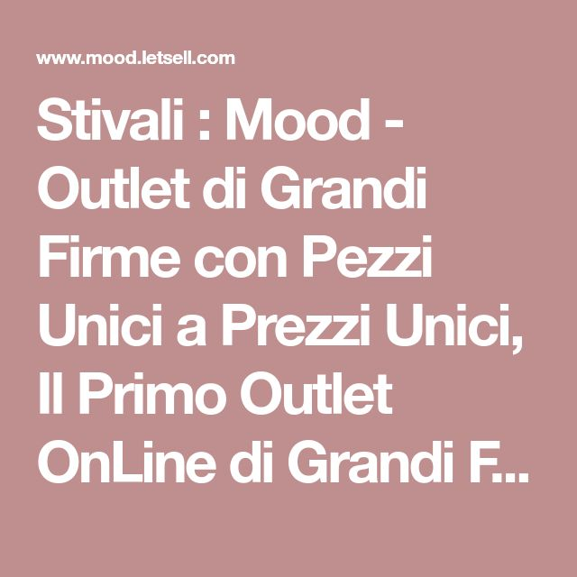 Awesome Grandi Marche Outlet Images - bery.us - bery.us