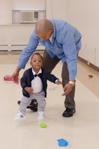 how to teach baby to walk