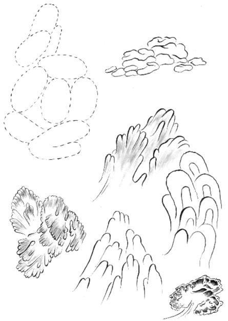 Cahide Keskiner - Minyatür Sanatında Doğa Çizim ve Boyama Teknikleri Kayalar