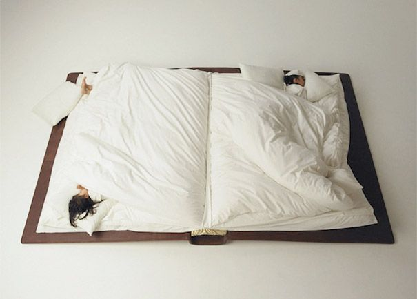 26 Cool And Unusual Bed Designs