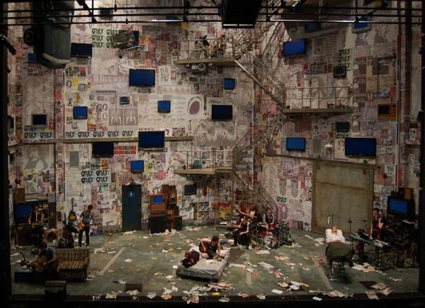 Everything Scenic Design Theater : Theatrical Tumblr