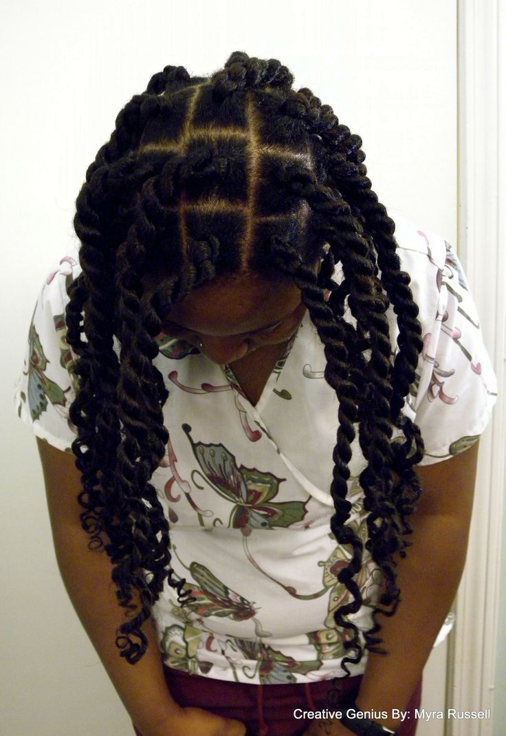 Pin On Jumbo Twist And Braids And Natural Styles