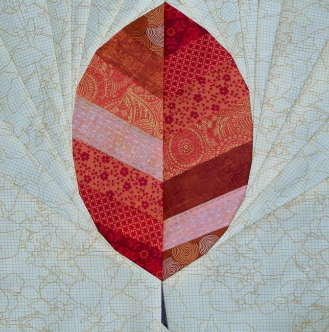 Craftsy shares a few of their favorite leaf quilt patterns for fall. Click through to check them out and get the tutorials. Fall is in the air and in these squares!