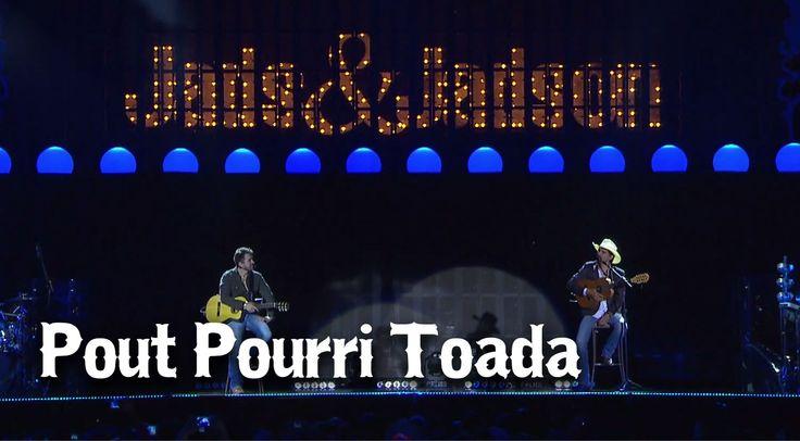 Jads & Jadson - Pout Pourri Toada (DVD É DIVINO)
