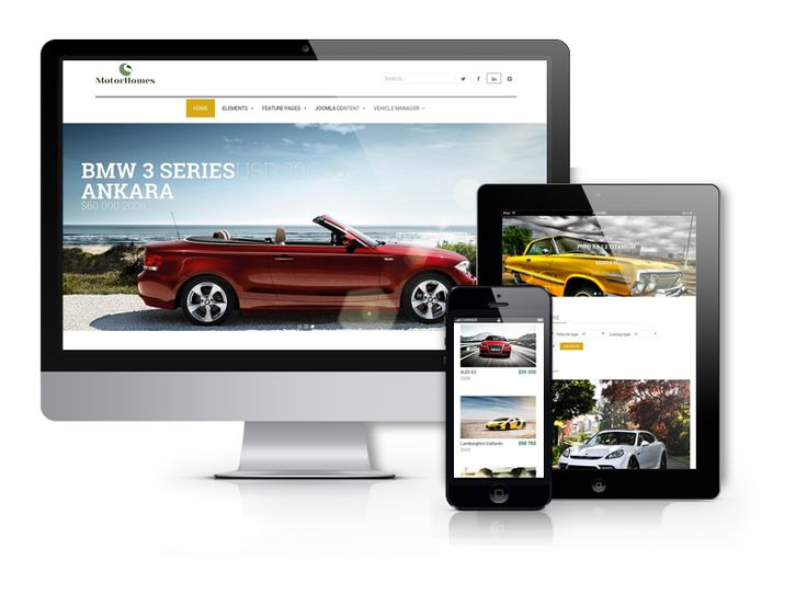 Meet Stylish And Exquisite Joomla Template For Car Dealers And Car Brokers  Design Webhome With Home Design Templates.