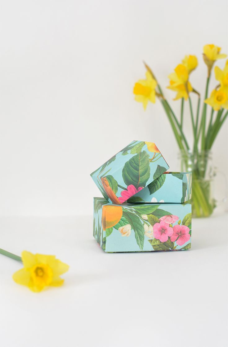 how to make origami storage boxes