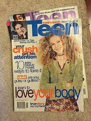 'Teen Magazine November 1997 vintage women fashion seventeen | eBay