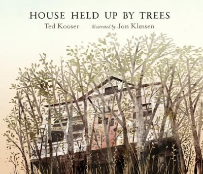 FICTION:Built on a treeless yard by a family who cleared away all the sprouting trees on the property, a house is eventually abandoned and left to deteriorate on a lot that is gradually overrun by wild trees, in a poignant tale of loss, change, and nature's quiet triumph.