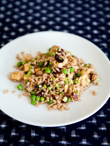 Food: Eleven Healthy Brown Rice Recipes  (via Picnic Recipe: Brown Rice Salad with Apples, Walnuts, and Cherries via The Kitchn)