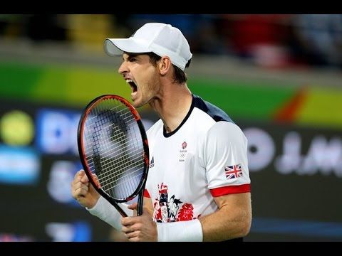 ''Andy Murray beats Juan Martín del Potro to win second Olympic gold :Rio Olympic 2016'' Andy Murray beats Juan Martín del Potro to win second Olympic gold :Rio Olympic 2016    The world No 2 who defeated Roger Federer in straight sets to win gold on Wimbledon's Centre Court in London four years ago made an early break on his way to taking the opening set.But when Del Potro bounced back to claim the second Murray was faced with the prospect of a least two more sets with the men's Olympic…
