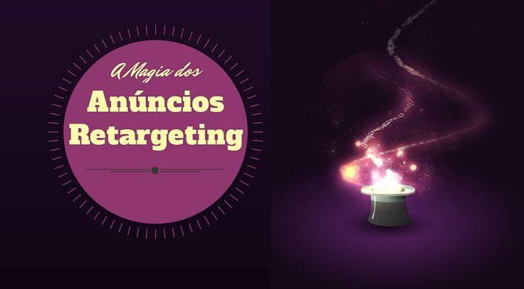 A magia dos anúncios retargeting
