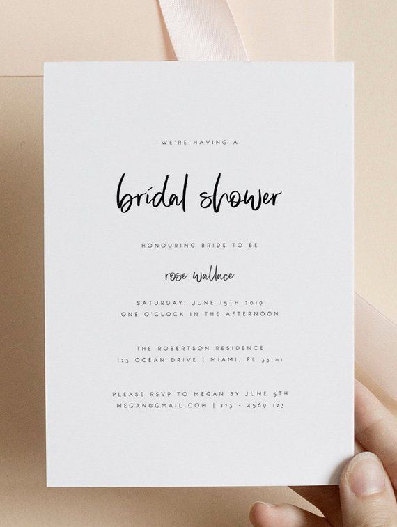 this bridal shower invitation template is fully editable you have the freedom to edit every detail in the template to make it perfect for your wedding