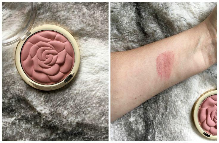 Top Five Face Products: Milani Powder Blush Romantic Rose