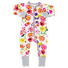 Buy Bonds Baby Zip Wondersuit Fluorescent Flower