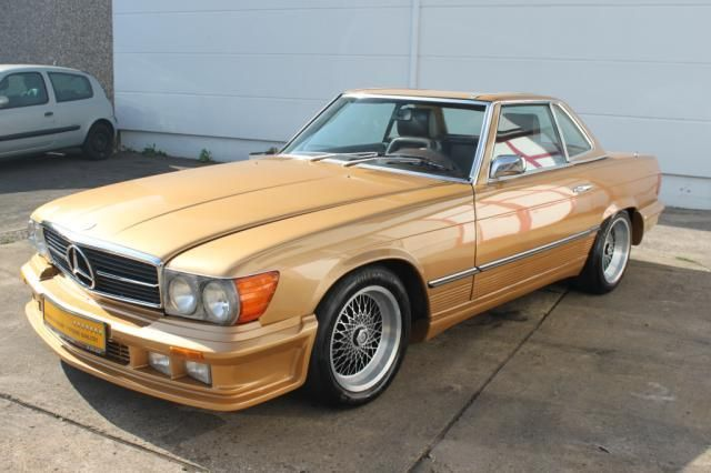 Mercedes benz 560sl tuned google search r107 project for Google mercedes benz