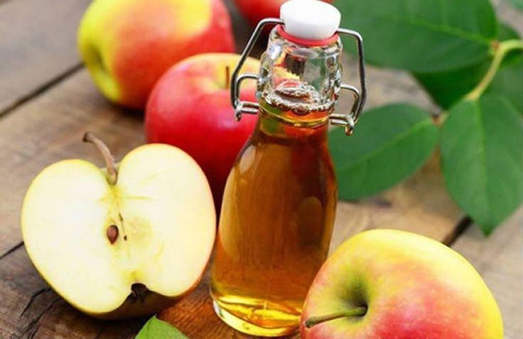 Berat Badan Dapat Diturunkan dengan Mengkonsumsi Cuka Apel