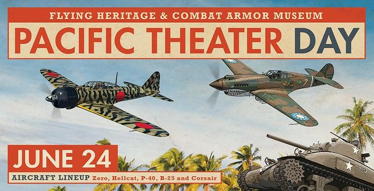 Flying Heritage & Combat Armor Museum  Paine Field  3407 109th Street SW  Everett, WA 098204  FHCAM Office: (206) 342-4242    Museum Hours: TUE-SUN 10am-5pm, Closed on Mondays  Memorial Day to Labor Day Hours: MON-SUN 10am-5pm
