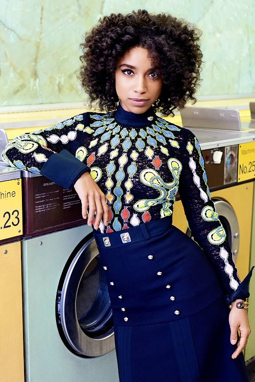 celebritiesofcolor:  Lianne La Havas for Teen Vogue Magazine   BGKI - the #1 website to view fashionable & stylish black girls shopBGKI today