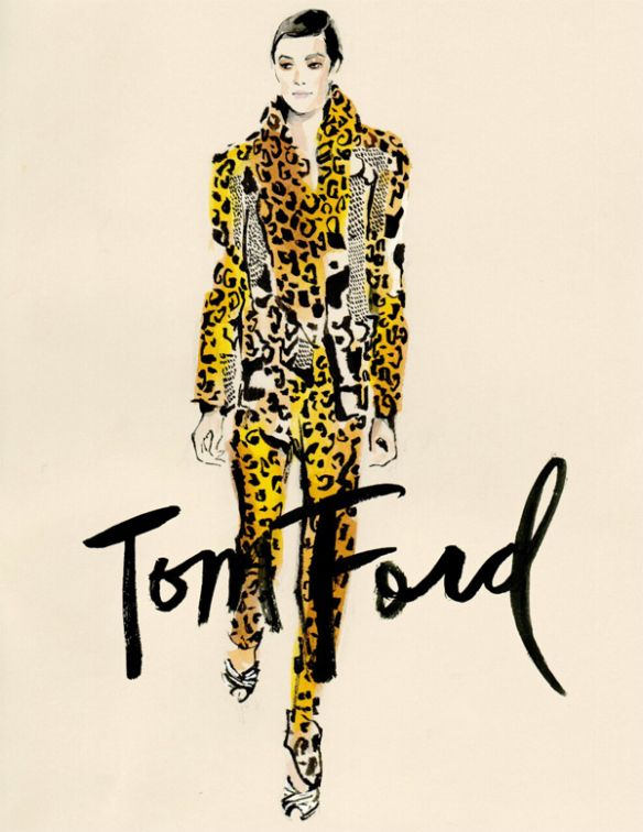 Regina-Yazdi-Tom-Ford-Fall-2013